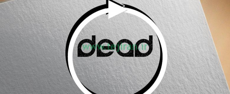 لوگوی نیمه تمام DD lock