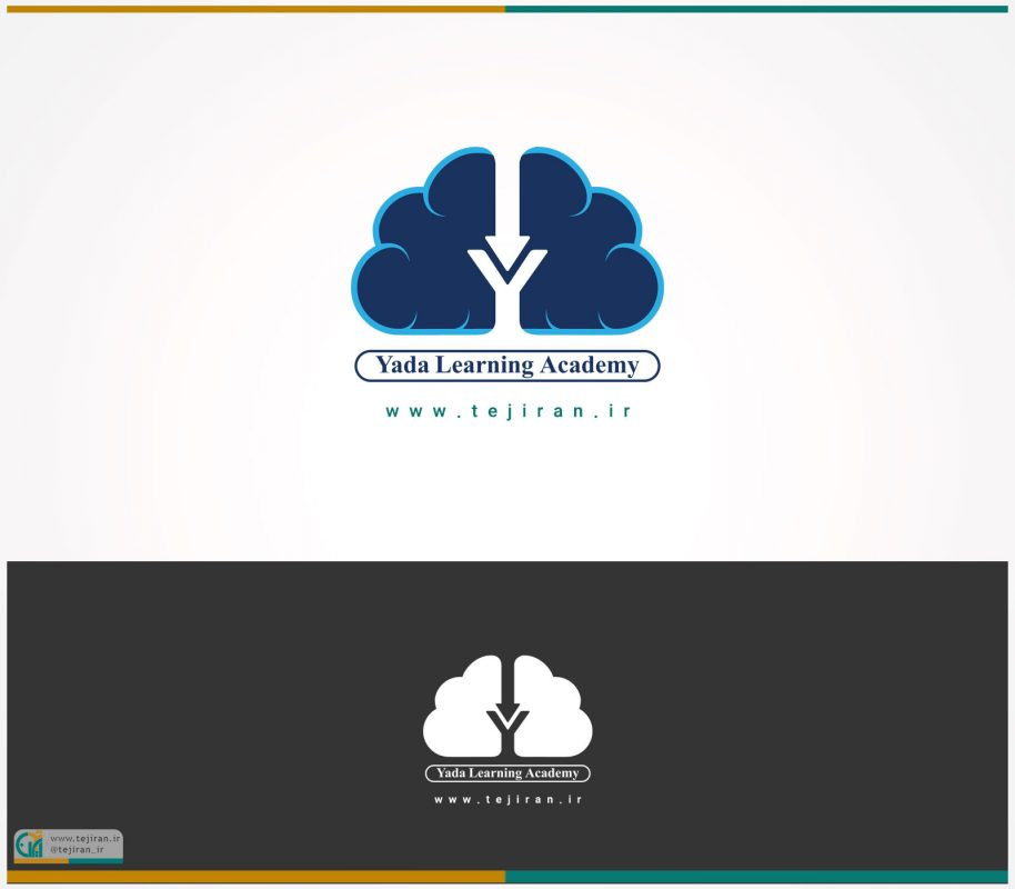 طراحی لوگو سایت آموزشی یادا