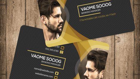 دانلود کارت ویزیت آرایشگری مردانه – لایه باز