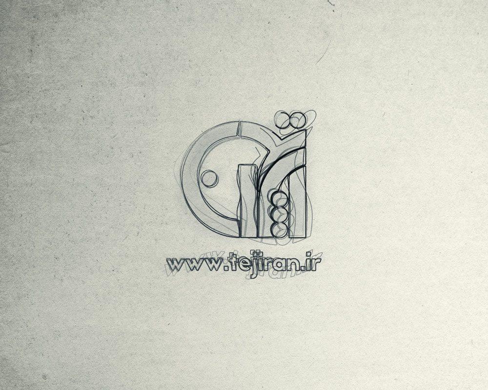 دانلود موکاپ لوگو بصورت اتود