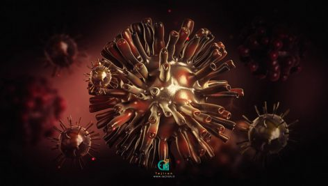 ویدیوی خام ویروس