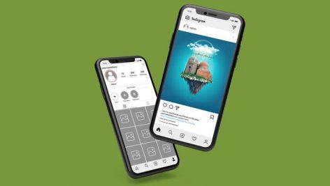 موکاپ موبایل