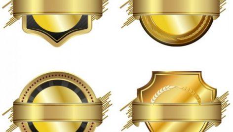 مجموعه لیبل طلایی