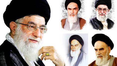 تصویر امام و رهبر