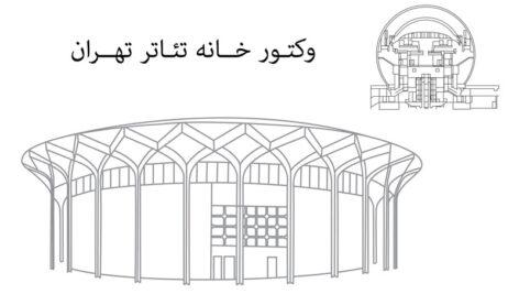 وکتور خانه تئاتر